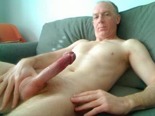 I want to sit on that cock and see how wet i get