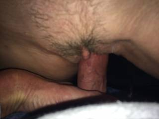 Bumped into ex wife a while back. She told me she still craved my hard throbbing cock to to fill her up and rock her world as I inject a hot load into her cock hungry pussy before she goes home to her new husband. She fucks me all the time.