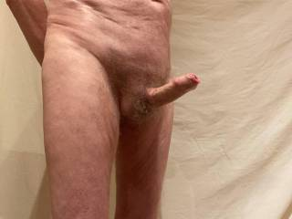 I love to feel your lips on my lips, well OK foreskin.