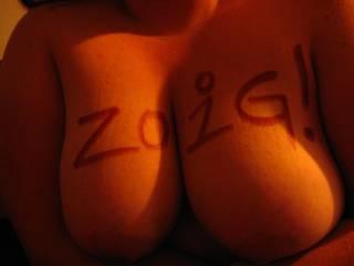 Zoig breasts