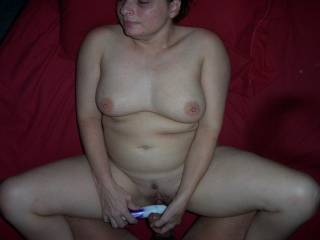 She likes her pussy filled and DP!