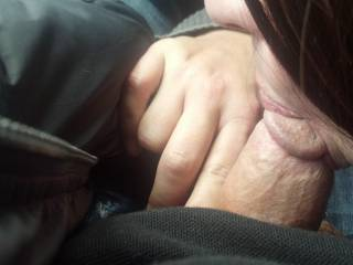 My friend sucking me. Who wants to be next?