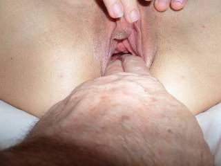 So horny, my pussy was full of juice! What happened next?