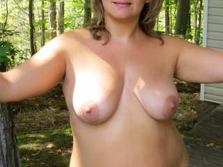 Lovely pair of Beauties!! I want to lick and nibble on those nipples!!