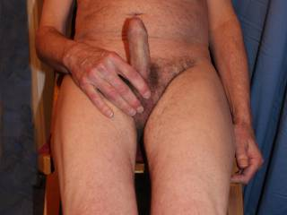 Wanking with you ,love your cock.