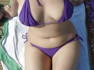 Wanna join me on the beach?
