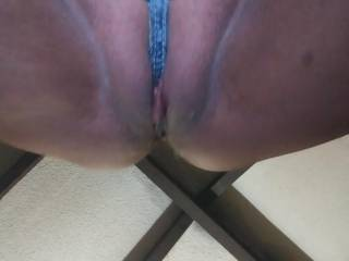 Such a pretty pussy I have, does anyone else agree????? Would love to hear some of the things you'd like to do to my sweet tight pussy. Don't be shy.