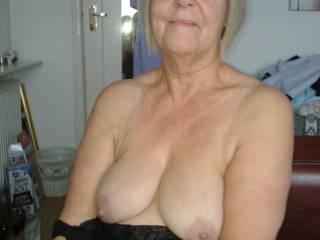 Do you like my new lingerie? :-)