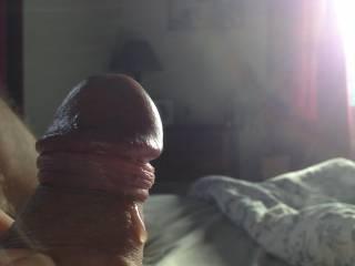 morning milking after an entire night masturbating