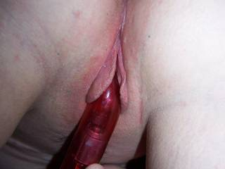 Mmm, I'd love to shoot my cum up you and watch it drip down your sexy ass.