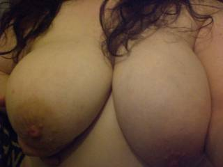 id love to have them big sexy tits in my mouth any time