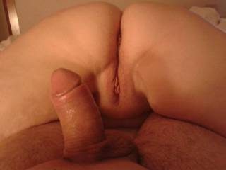 Ready to fuck .... would love to see your hot load of cum on my pic ...