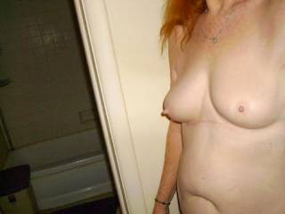 Sweet tits and nipples ! I want to lick and play !!