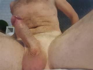 Shaven and ready
