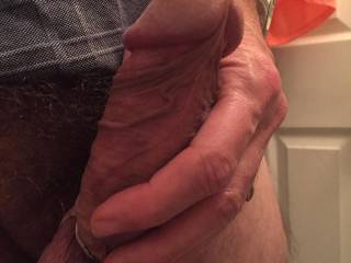 Love when I pop a boner.  Would you like me to pop my boner for you while your on your knees?