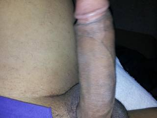 I'm looking at your delicious cock...I'd have fun riding it and sucking it.  K