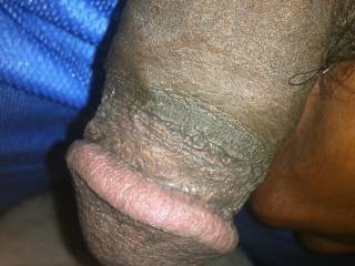 She asked to me to send a pic of my limp dick.