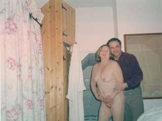 I have a 69 yr old hard cock (still working), that would fit nicely into Julia,s 62 yr old cunt. !!!!!