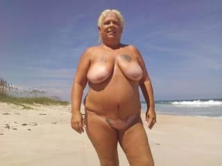 Love the beach.