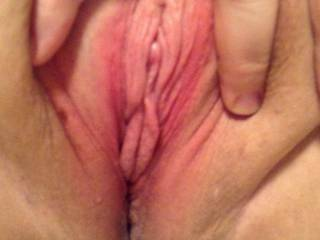 Would love to tease your clit with the tip of my tongue