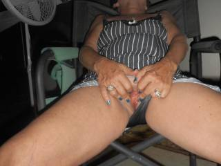 Go for it girl. Cum hard for me. I love it... X