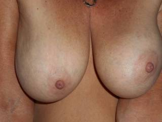 Would you like to have them licked, sucked and bitten as you sit astride me, fucking us both to orgasm? xx