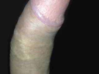 Got so horny watching porn one night, I just couldn\'t resist... pulling out my cock, I started jerking off. Feeling my cock get so hard in my hand and having it rub up against my jeans was enough to have it get even harder and nearly make me cum! :D
