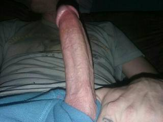 denying myself orgasm to swell and throb till i had blue balls and a superb messy cum shot