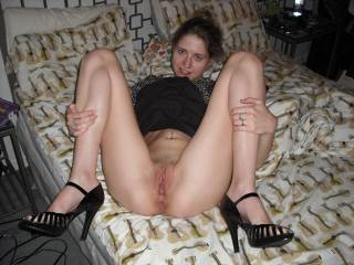 do you like my legs spread?