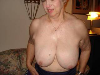 you have beautiful tits.....love to feel them against my chest