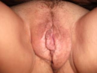 Beautiful puffy pussy, looks like you were very aroused, perhaps even just finished being fucked?