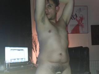 my naked body what do u think?