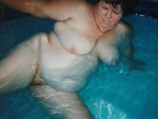 I very much like skinny dipping.