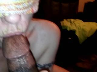 She had been wanting to try some BBC, So hubby gave her a wonderful suprise,My BBC