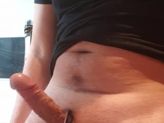A certain sexy lady told me she liked some tied cock and balls
