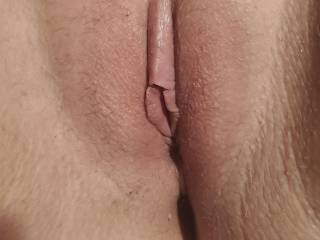This is my wife\'s beautiful pussy