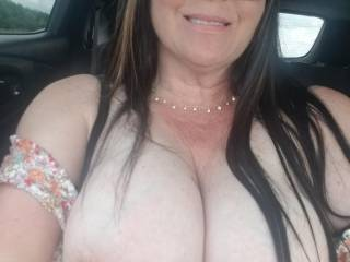 More flashing at the mall