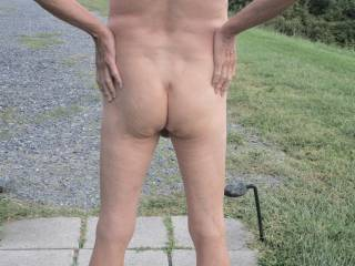 Lets do a nude walk ?