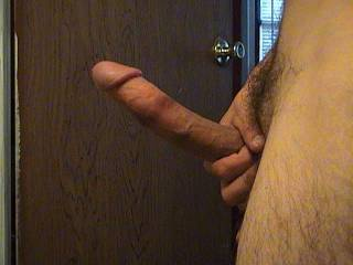 What it is is a handful of hot cock!