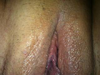 Just got done fingering my pussy! While watching porn, to get me hot!