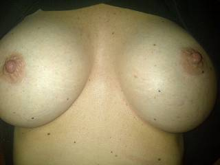 Those are the most beautiful breast, would love to cover them in cum!