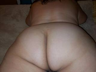 one of the most beautiful bums ive seen, wish i could touch and kiss and lick your cheeks.