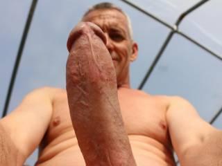 taste my shaved cock