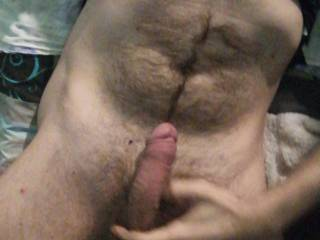 Little body naked and a Big boy ;)