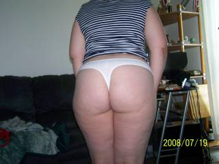 """Another man's wife showing ME the panties she bought to wear out on our dates! psst....""""she's here on Zoig!"""" http://www.zoig.com/profile/Lupo"""