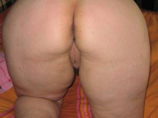 What A Sweet Fine Curvaceous Ass! ;-P