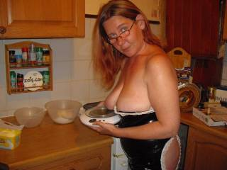 Why yes ill help if i can jerk my hubbys cock off on them and lick them clean