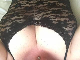 Seeing you in that position we could start out with me parting your sexy lips with my cock and fuck your mouth as I lick the juices from your sweet pussy