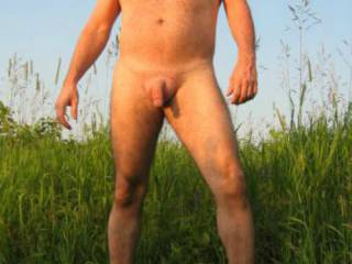 Love to be naked outside. How about you? Ever been to a nudist camp?