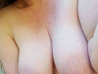 So what would you do with my heavy milk filled breasts?